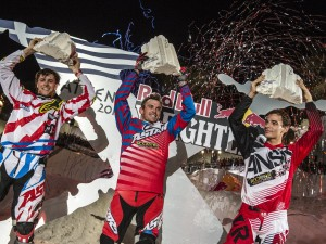 Red Bull X-Fighters World Tour 2015 Athens - winners