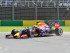 Daniel Ricciardo had a dirty weekend, spinning on Friday