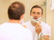 899442412-shaving-cream-beard-stubble-routine-bathroom