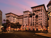 Beverly Whilshire Hotel  A Four Seasons Hotel Rodeo Drive Beverly Hills California USA 1