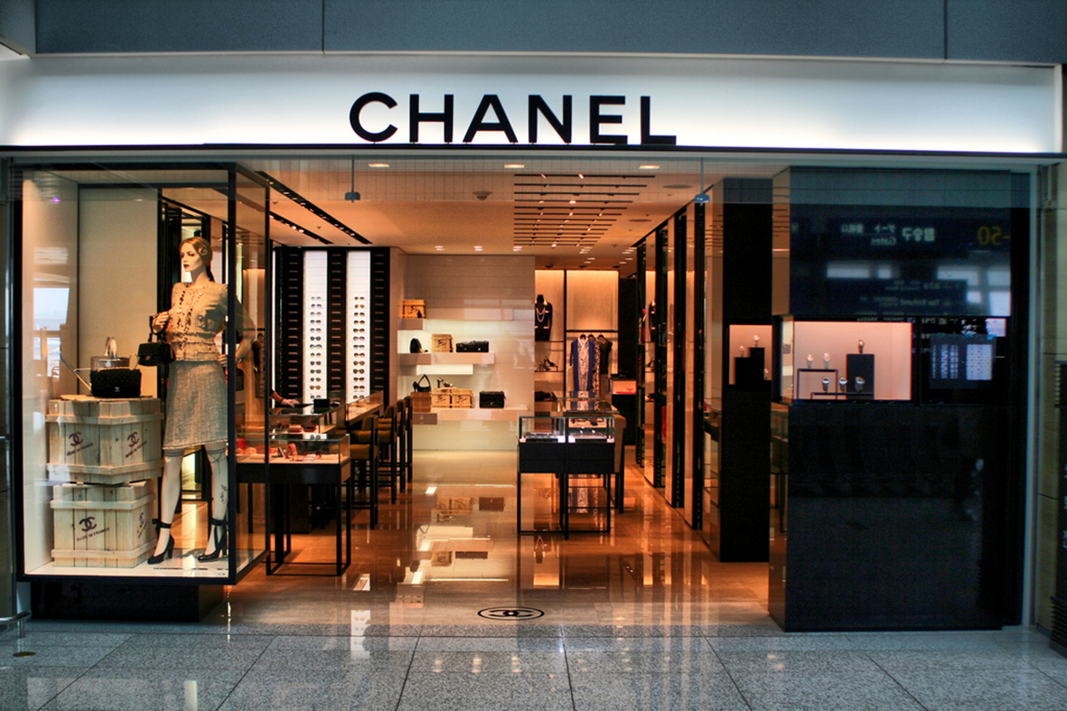 Chanel clothing outlet online