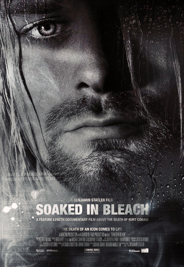 """the mystery behind kurt cobains death Yet i never deified kurt cobain,  man behind the fame,"""" to use an overwrought cliché — """"soaked in bleach"""" is a glorified episode of """"csi"""" about the mystery surrounding the death of ."""