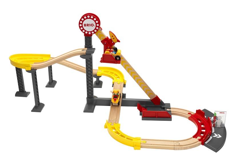 BRIO Roller Coaster Set RRP $99.95