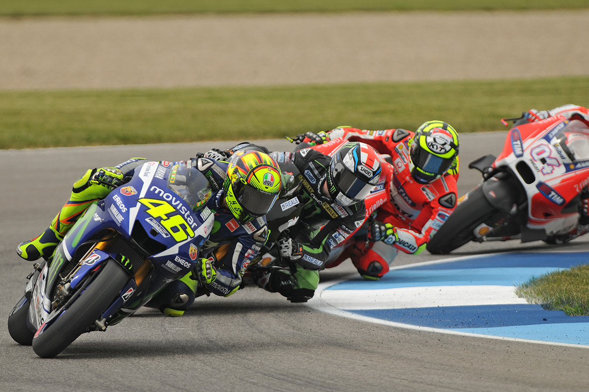 MotoGP will not return to IMS in 2016