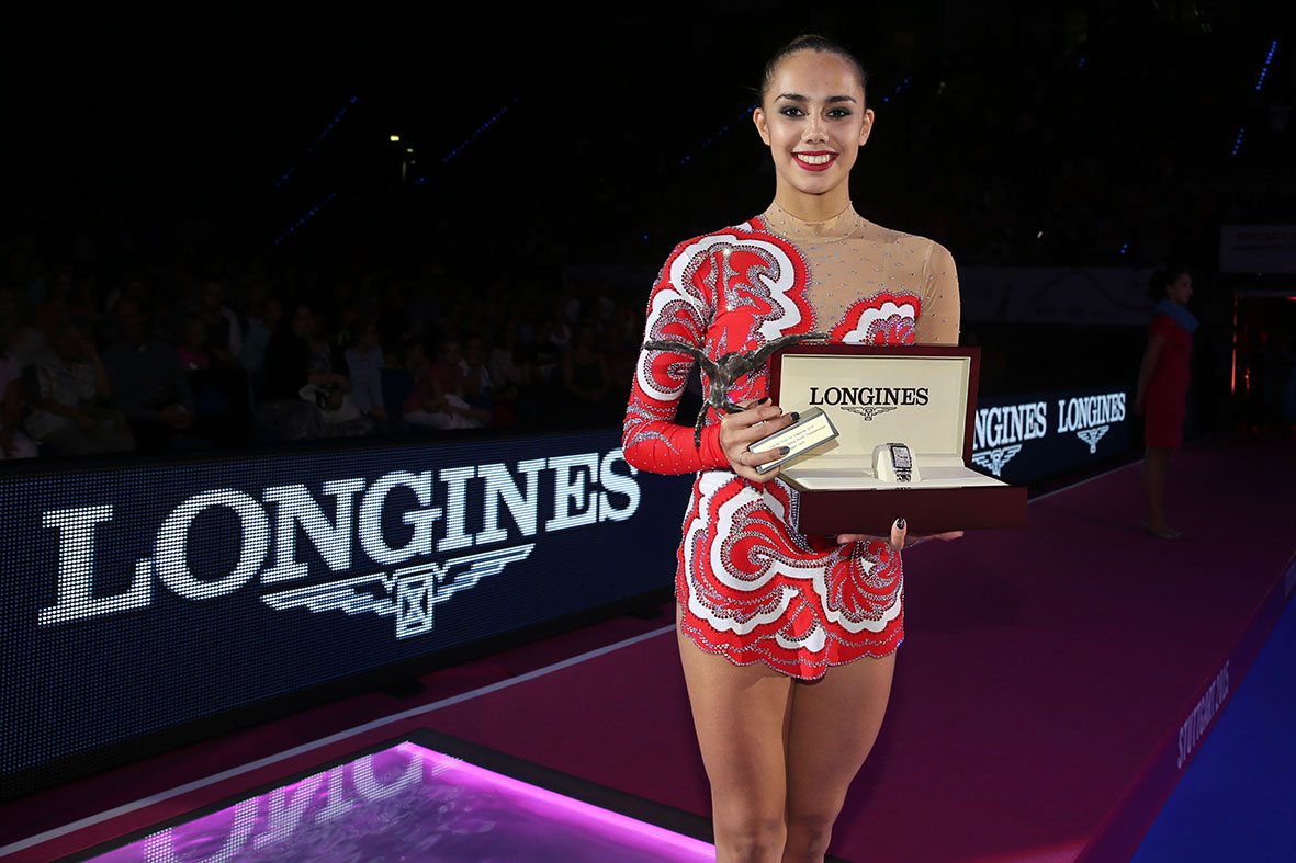 Fashion week 2017 berlin - Margarita Mamun Awarded With The Longines Prize For Elegance