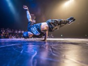Red Bull BC One Asia Pacific Final 2015 South Korea - Seoul Blond - Acti...