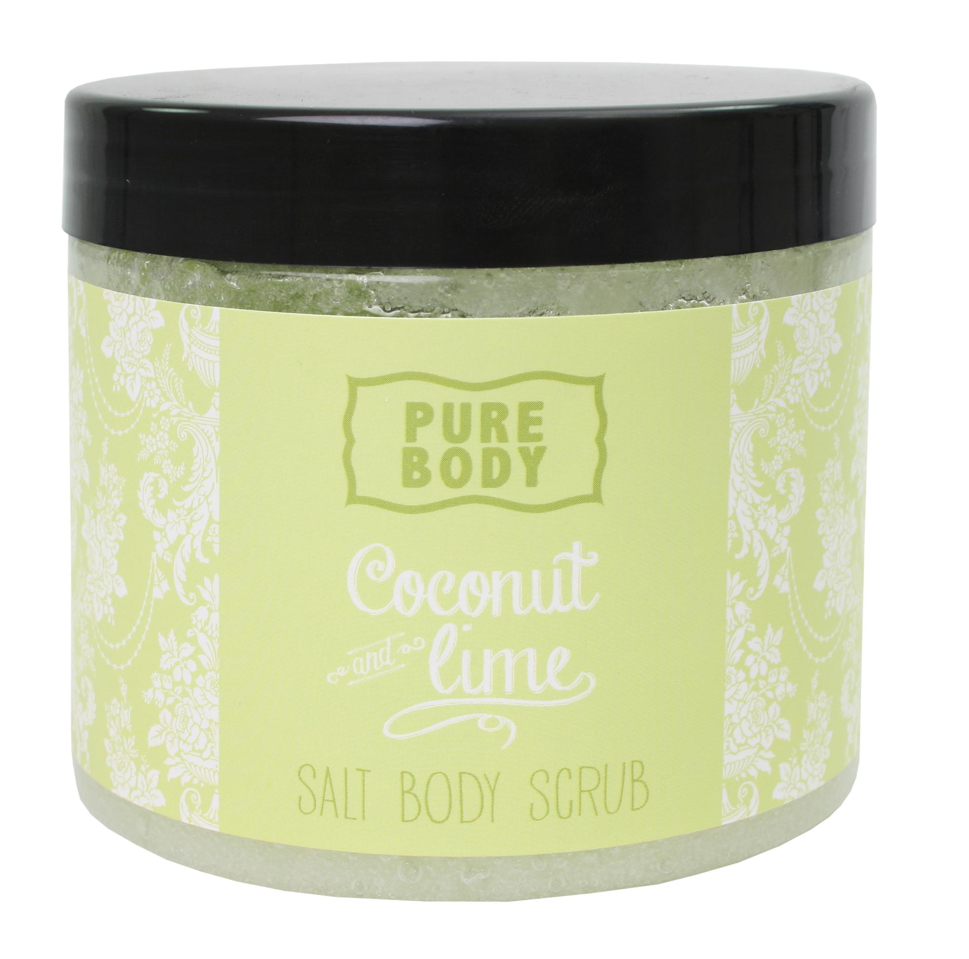 Splosh PURE BODY - Body Scrub - Coconut and Lime - RRP $19.95