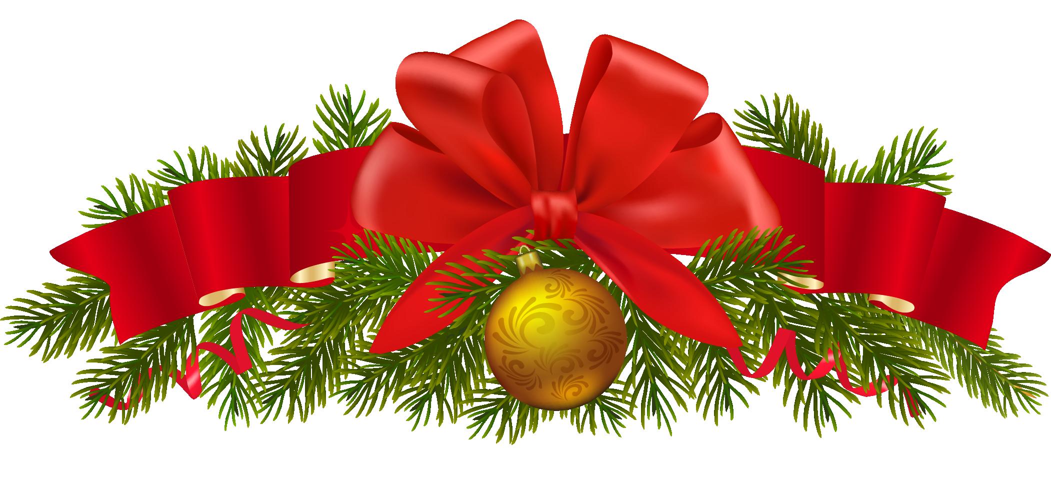 Transparent_Pine_Christmas_Decoration_PNG_Clipart