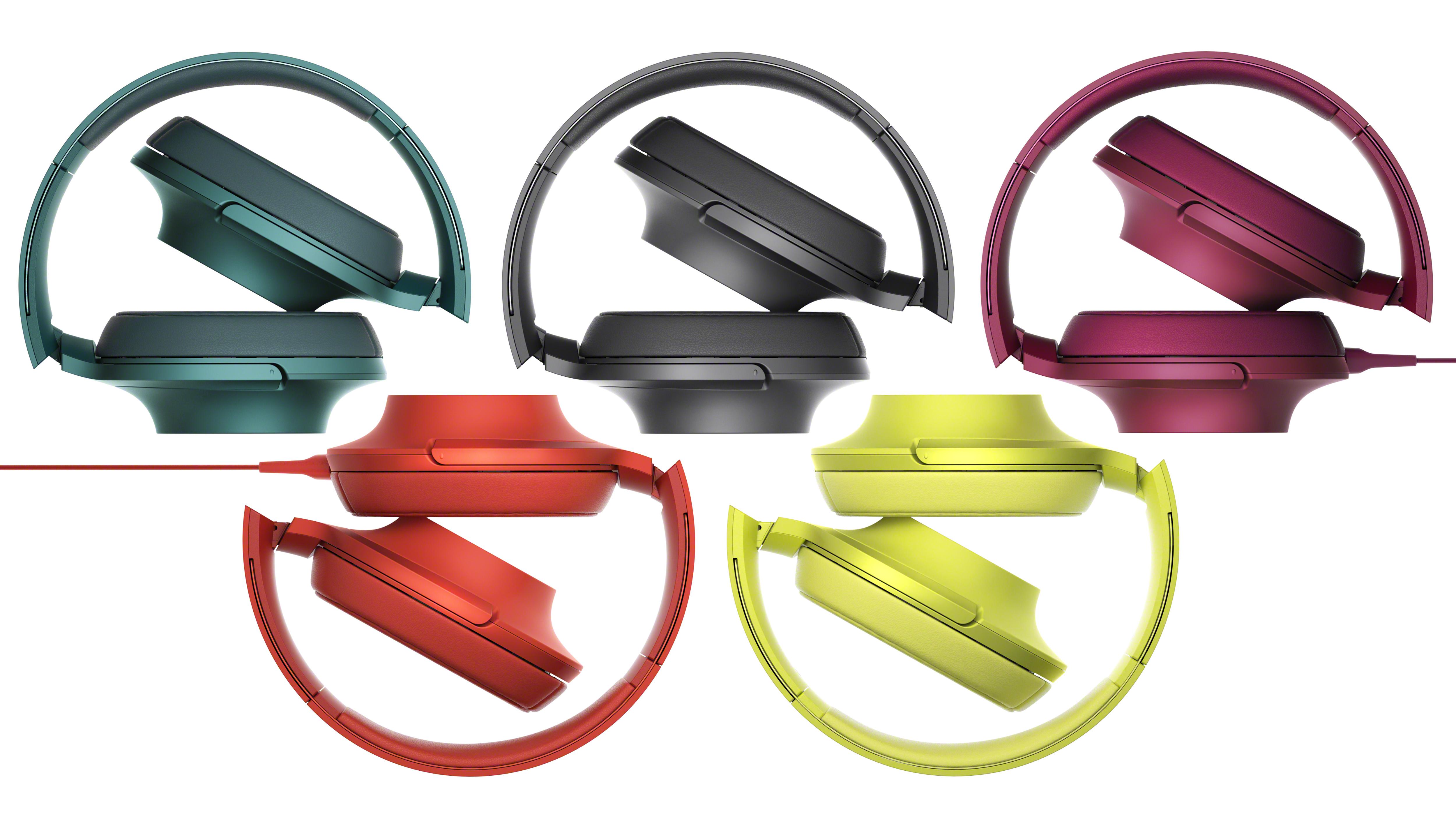 h.ear on Headphones (MDR-100AAP