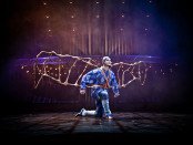 Photo: Matt Beard. Costumes: Dominique Lemieux. Cirque du Soleil.