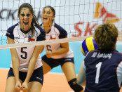 <U´ëȸ> ȯȣÇϴĥ·¹ ¼ÒÅ丶À̾î (Volleyball