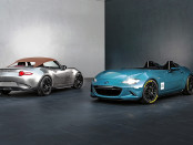 Mazda MX-5 Speedster & Spyder Concept