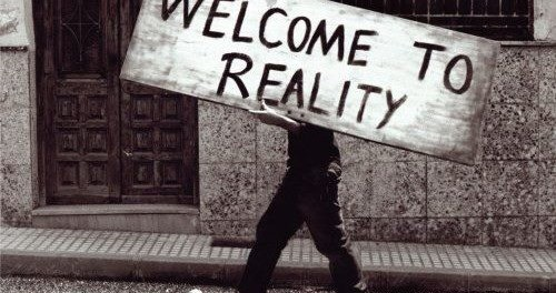 reality it s all in a word