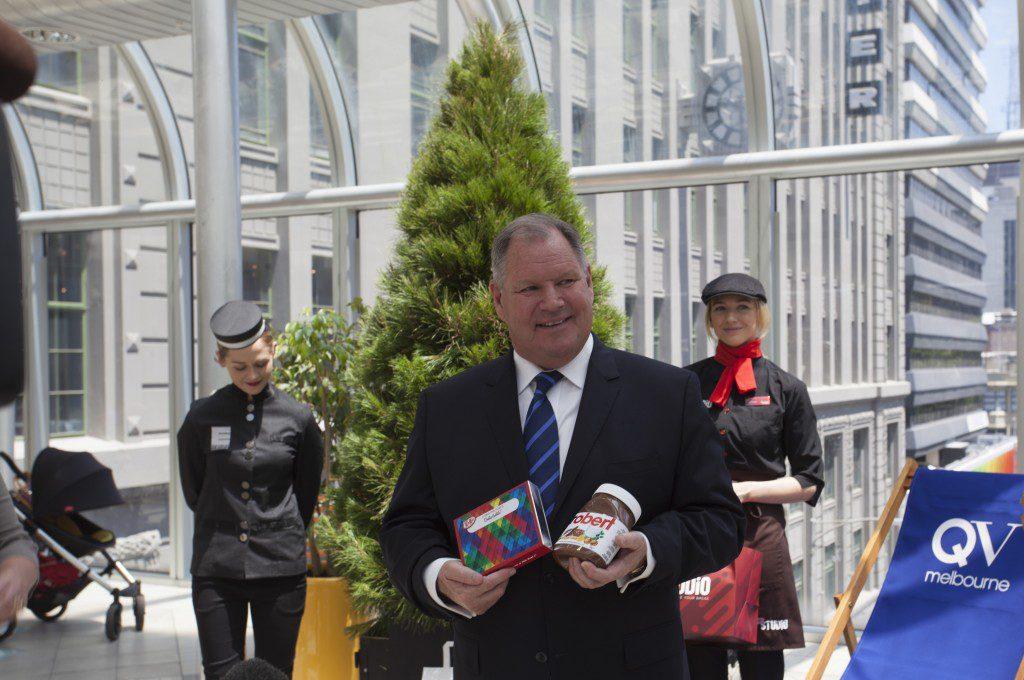 Lord Mayor Robert Doyle
