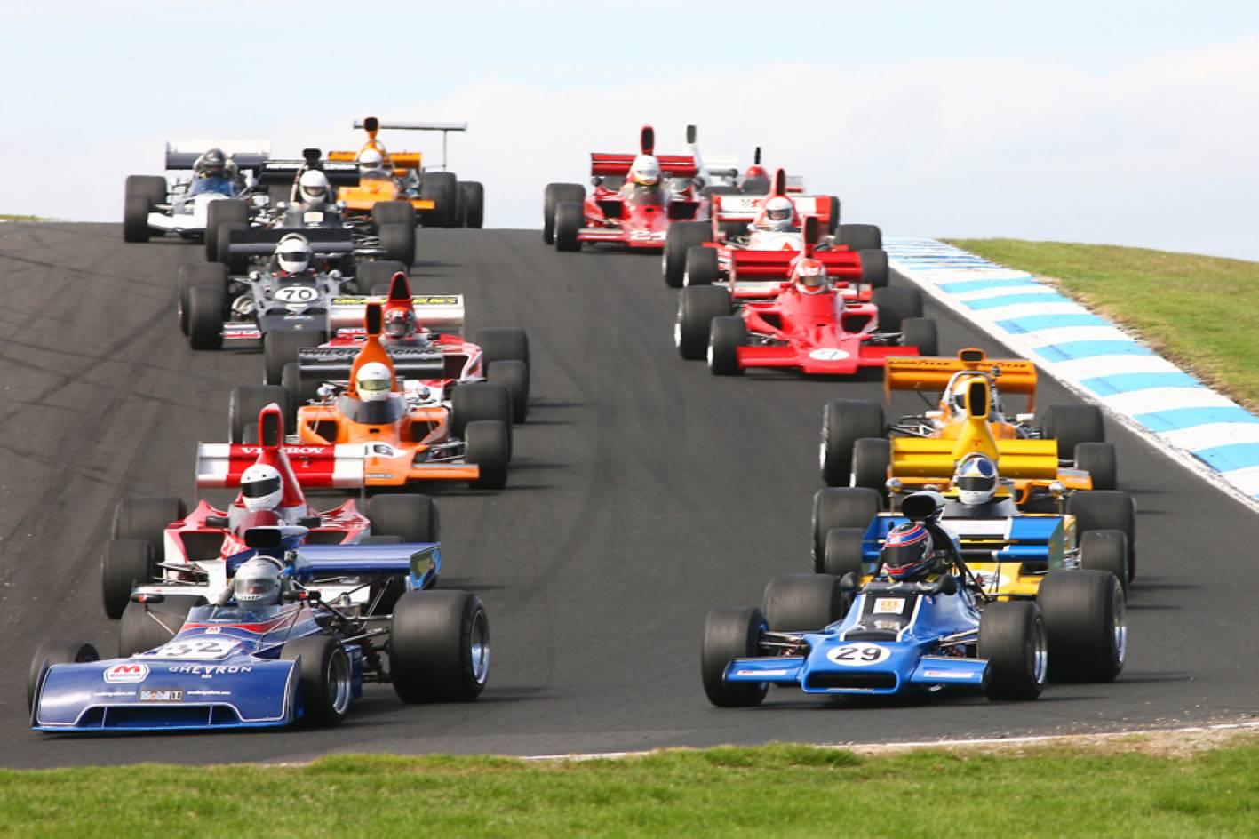 Formula 5000 Phillip Island Classic
