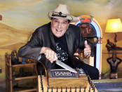 Ian Molly Meldrum, host of 'Count Down' and start of 'Molly'