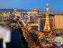 Las Vegas Strip from Cosmopolitan suites 2/8/11