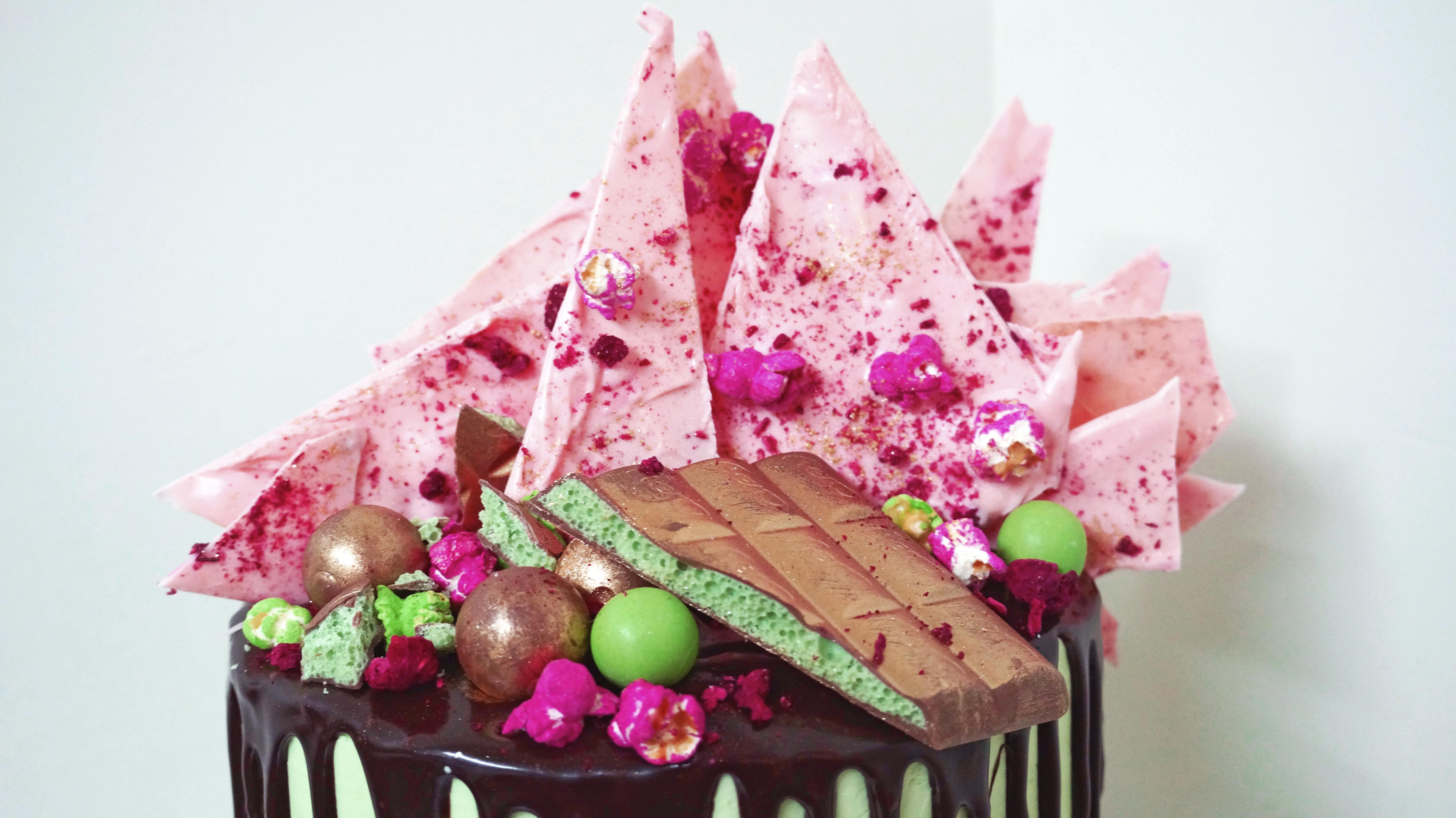 Adriano Zumbo Birthday Cakes