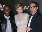 """""""Captain America: Civil War"""" Paris Premiere At Le Grand Rex"""