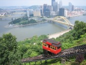 Duquesne_Incline_from_top