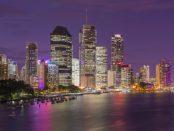 Brisbane City. Photo: Lauren Bath.