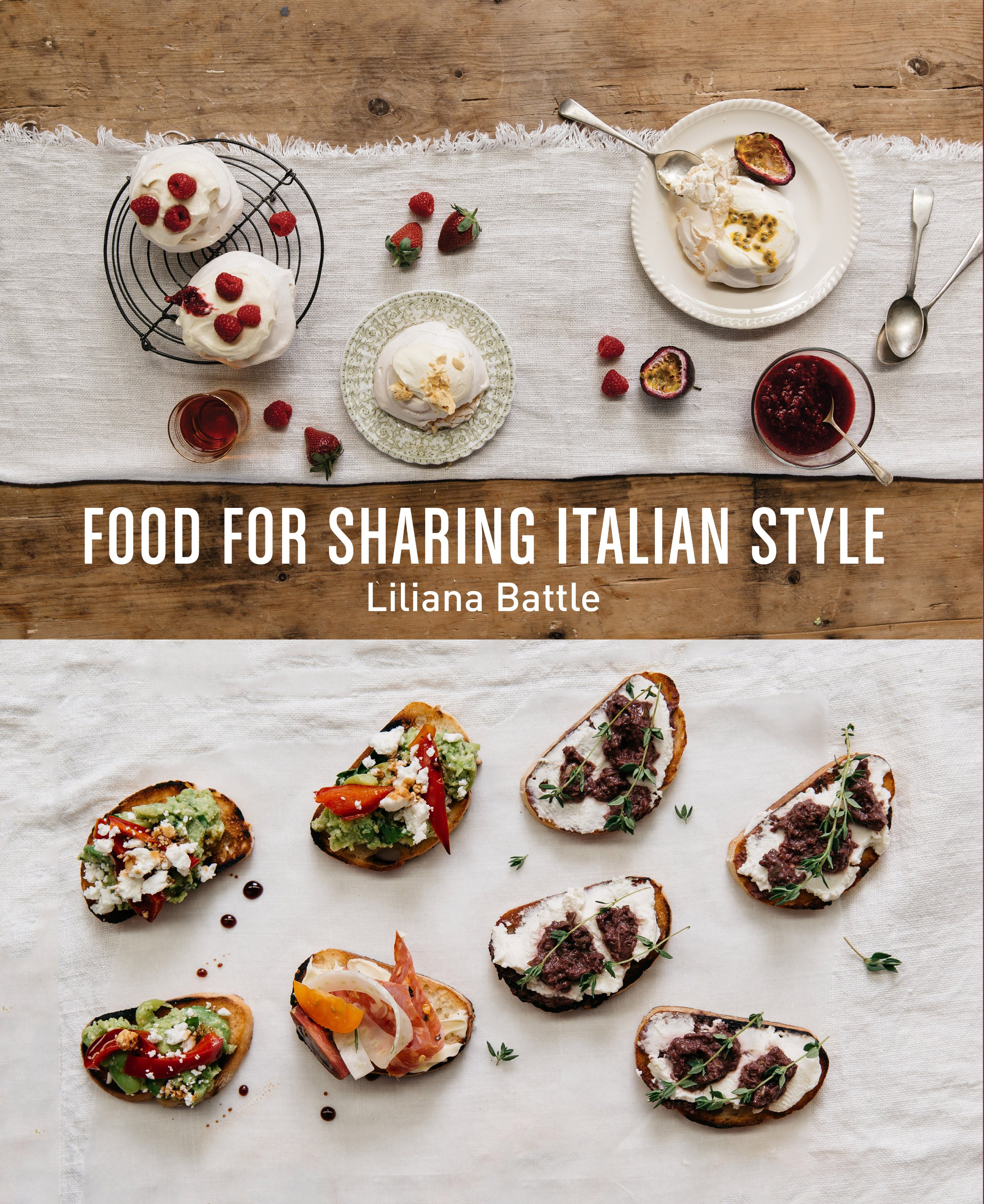 Food for sharing Italian style_front coverHR