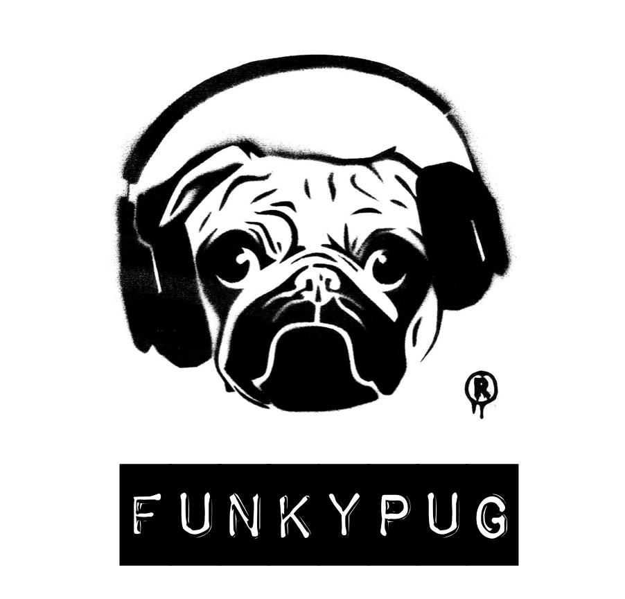 FunkyPug Logo