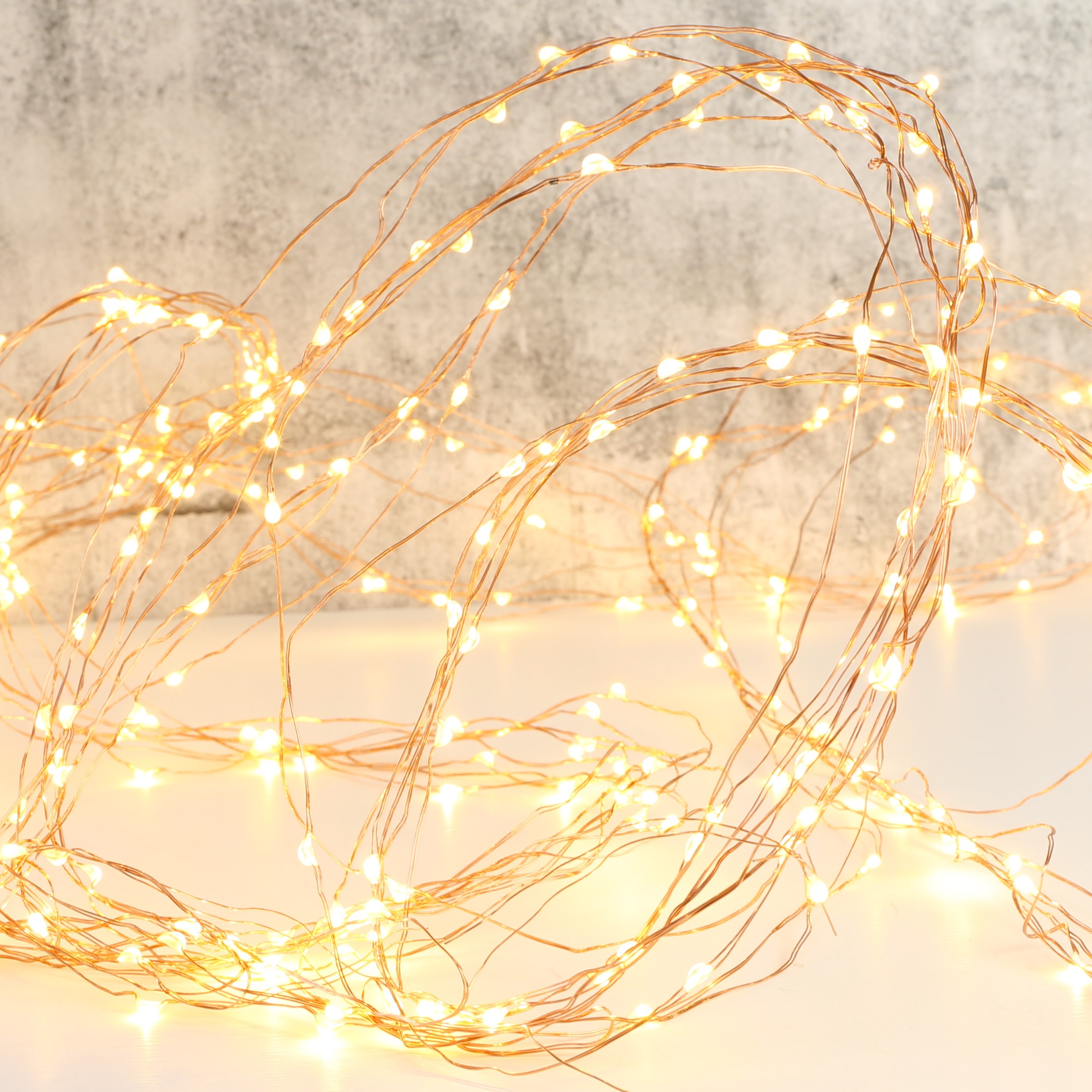Copper Wire Waterfall String Lights - Lisa Angel – www.lisaangel.co.uk - RRP AU$77.80