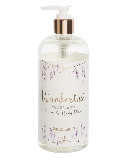 endless-candles-hand-body-wash-sweet-lilac-clove-rrp-29-95