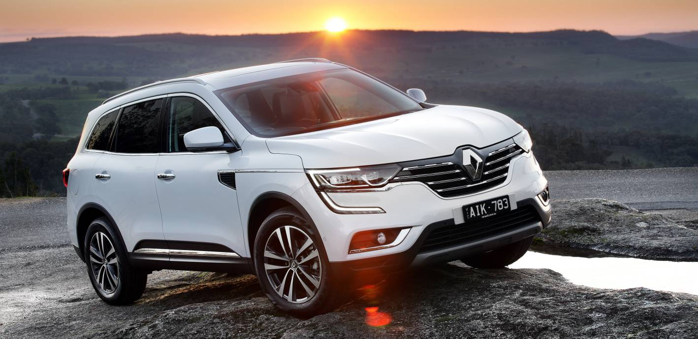 renault s new koleos is a robust yet refined soft roader. Black Bedroom Furniture Sets. Home Design Ideas