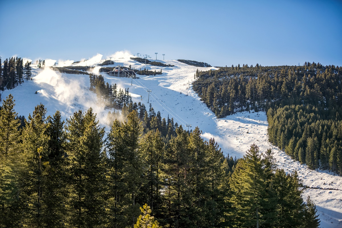 Tackle the snowy slopes in Bulgaria - ©LuckyBusiness/Getty Images
