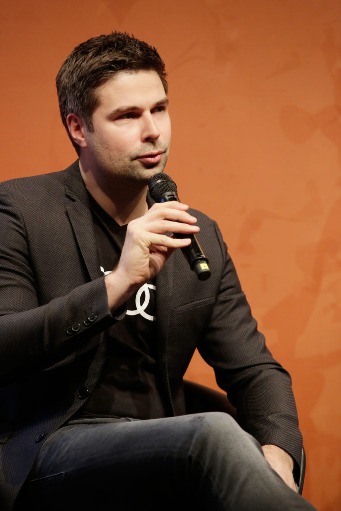 Berlinale Open House Panel 'Virtual Reality and New Perspectives' - Audi At The 67th Berlinale International Film Festival