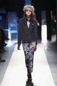 Desigual - Runway - February 2017 - New York Fashion Week: The Shows
