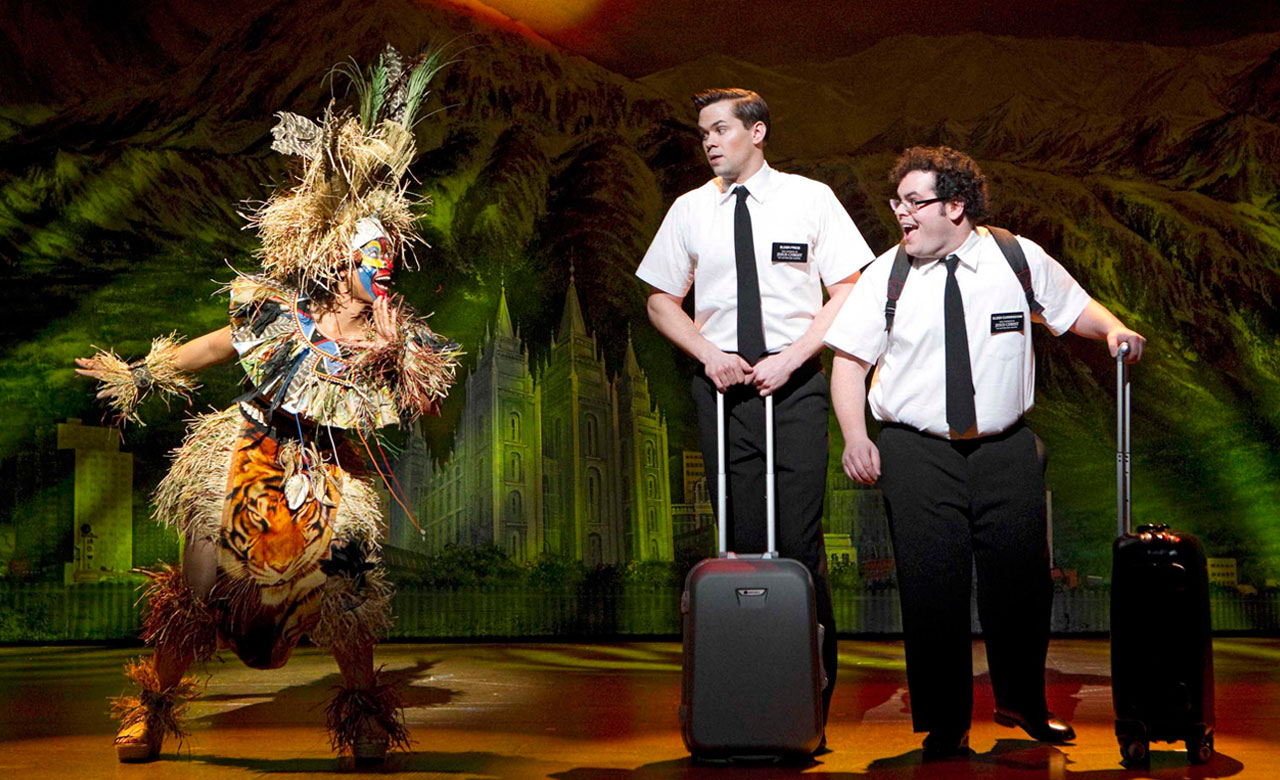 40 lottery ticket policy announced - The book of mormon box office ...