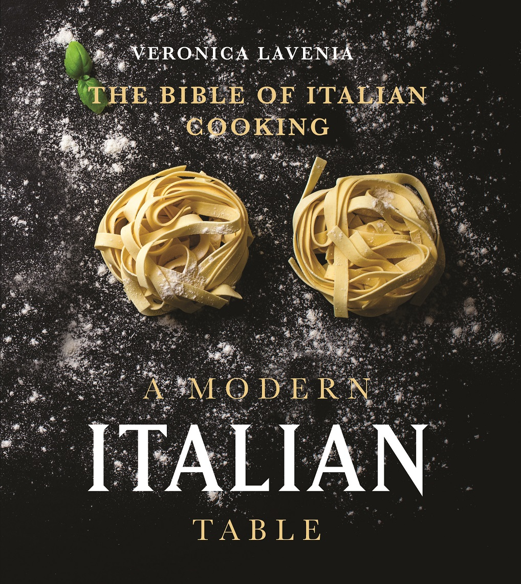 A Modern Italian Table Front COVER HIRES